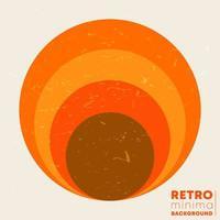 retro grunge textuur achtergrond vector