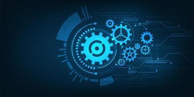 technologie die verschillende mechanismen beschrijft