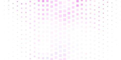 donkerpaarse, roze vectorachtergrond met rechthoeken. vector