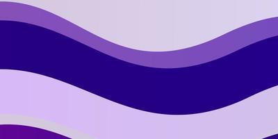 lichtpaarse, roze vectorachtergrond met bogen. vector