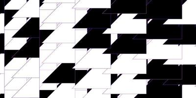 donkerpaarse vectorlay-out met lijnen.