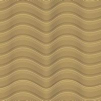 golvende lijn patroon achtergrond vector