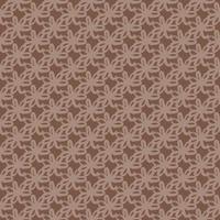 vector naadloze structuurpatroon als achtergrond. hand getrokken, bruine kleuren.