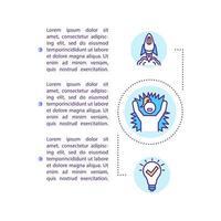 zenuwinzinking concept pictogram met tekst. persoonlijke meltdown. prikkelbaarheid. emotionele uitbarsting. vector