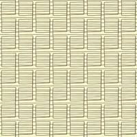 vector naadloze structuurpatroon als achtergrond. hand getrokken, gele, bruine kleuren.