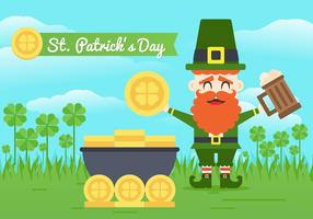 St Patricks Day Achtergrond