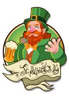 st patricks dag vector