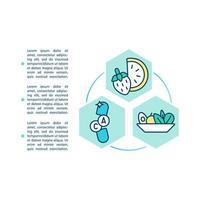 cfs behandeling concept pictogram met tekst