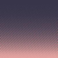 Ontwerp met halftoonpunten vector