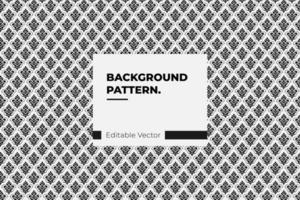 paisley of damast zwart bloemenpatroon vector