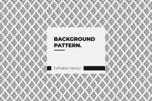 het verticale patroon van de zigzagchevron in zwart-wit vector