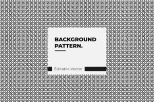 modern luxe geometrisch patroon vector