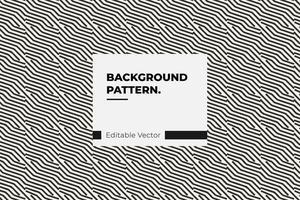 abstract hoekig lijnpatroon