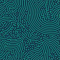 turing naadloos patroon vector