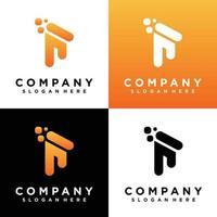 monogram logo ontwerp