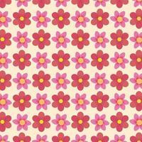 patroon van bloemen