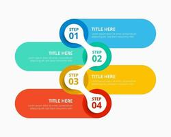 zakelijke infographics collectie vector illustratie ontwerp
