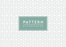 driehoek patroon achtergrond geweven vector ontwerp