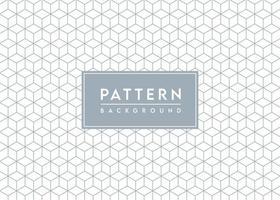 kubus patroon achtergrond geweven vector ontwerp