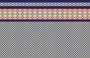 abstract etnisch geometrisch etnisch patroon traditioneel ontwerp voor een achtergrond