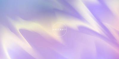 abstract pastel vloeibaar verloop achtergrond concept voor uw grafisch ontwerp vector