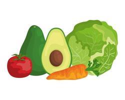 verse groenten en fruit gezond eten