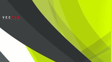 abstracte vector achtergrond. concept vorm gebogen patroon. kleurrijke gradiënttextuur.