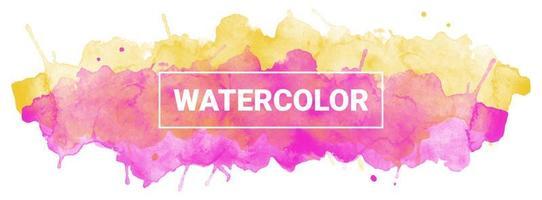 aquarel inkt vectorafbeeldingen vector