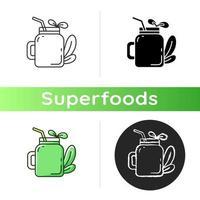 smoothie drankje pictogram