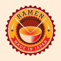 ramen badge