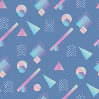 Holografisch geometrisch patroon
