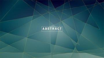 moderne abstracte donkerblauwe vector als achtergrond. elegant conceptontwerp met lijn. vectorillustratie voor behang, banner, achtergrond, kaart, boekillustratie, bestemmingspagina