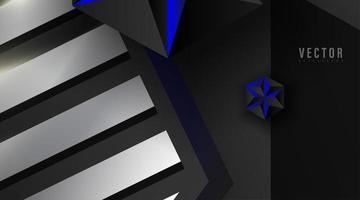 abstracte geometrische vector achtergrond