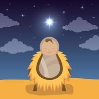 openbaring van Jezus vector