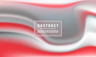 abstracte vloeibare kleur stroom achtergrond sjabloon