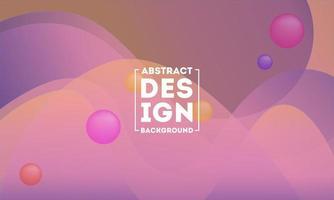 abstracte kleurovergang roze kleurverloop achtergrond vector