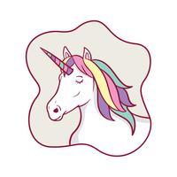 Unicorn vector illustratie