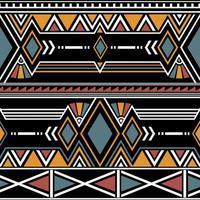 geometrisch etnisch oosters naadloos patroon traditioneel.