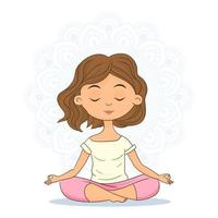 kalmte en ontspanning, vrouwelijk geluk