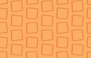 vector textuur achtergrond, naadloze patroon. hand getrokken, oranje kleuren.