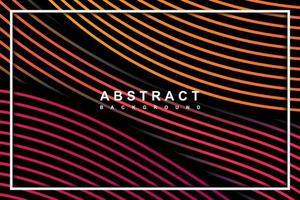 3d moderne abstracte de presentatieachtergrond van de golfkromme. luxe papier gesneden achtergrond.