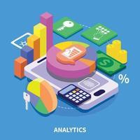 financieel veilig isometrisch