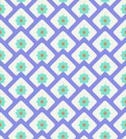 grunge kleurrijke geometrische naadloze patroon vector