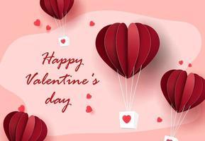 valentijn dag concep