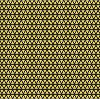 naadloze geometrische gouden patroon