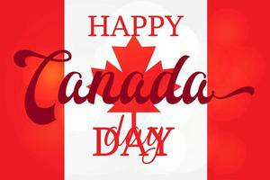 fijne Canada-dag