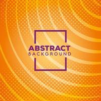 kleurrijke geometrische en abstracte achtergrond met lijnen vector