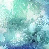Gedetailleerde aquarel textuur vector