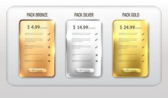 webprijs tafelpakket