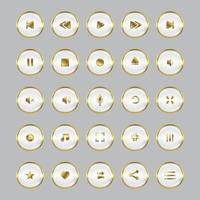 audio video controle gouden set